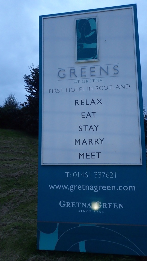 Gretna Green wedding central