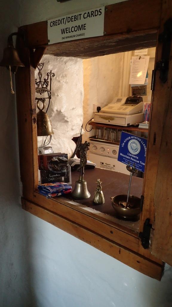 Pen Ceunant tea house, Snowdon
