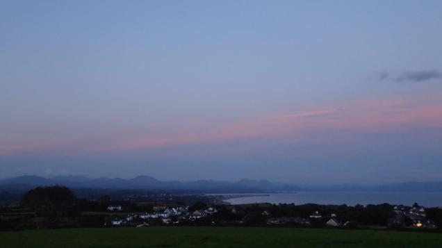 Coast near Abersoch
