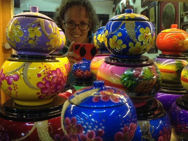 Lacquerware, Vietnam