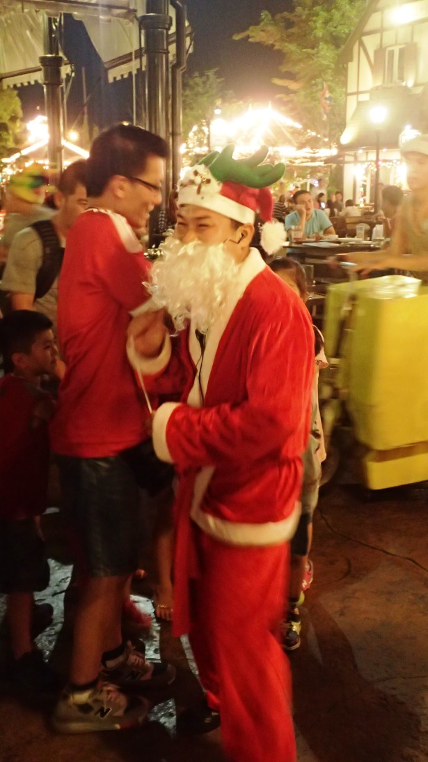 Asian Father Christmas