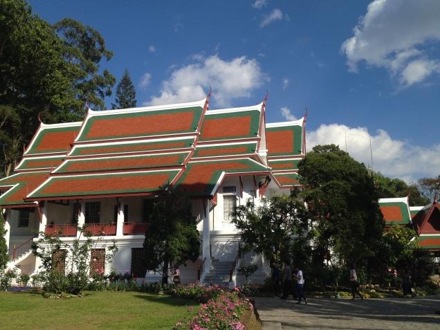 Bhuping Palace, Chiang Mai
